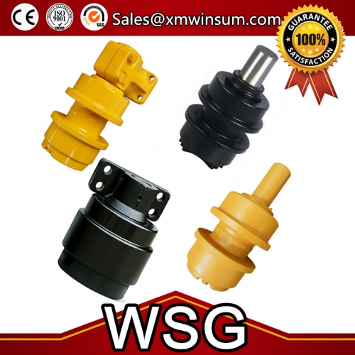 Caterpillar Dozer Parts D6R D6H Carrier Upper Roller | WSG Machinery