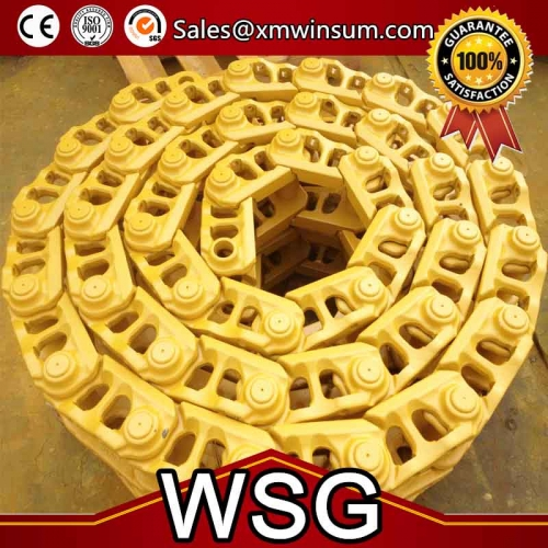 CAT D6H Bulldozer Undercarriage Track Chain 6I9668 | WSG Machinery
