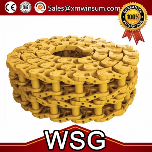 Dozer Track Chain For D41P-6 Lubricated Salt Type | WSG Machinery