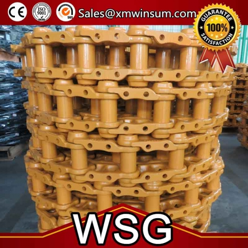 D85EX-15 D85PX-15 bulldozer track chains link assy | WSG Machinery