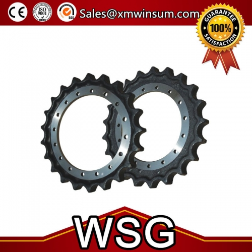 Excavator Sprocket PC130-8 PC120-6 P/N 203-27-61310 | WSG Machinery