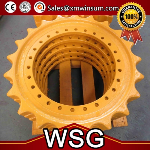 Dresser TD15 Bulldozer Undercarriage Spare Parts Drive Sprockets