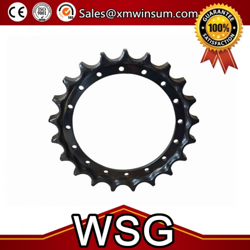 Excavator Drive Gear Chain Sprocket For Komatsu PC400-6 Spare Parts