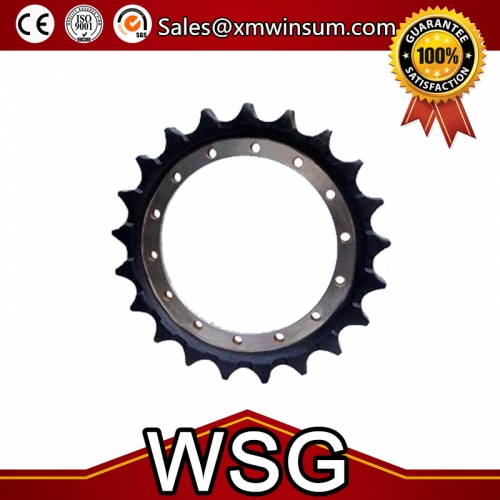 Komatsu PC200-7 Excavator Undercarriage Parts Sprocket 20Y-27-11582
