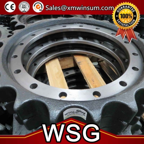 Excavator PC450-7 Undercarriage Parts Track Sprocket 208-27-61210