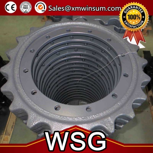 IHI50 Excavator Drive Gear Sprocket Rim Undercarriage Spare Parts