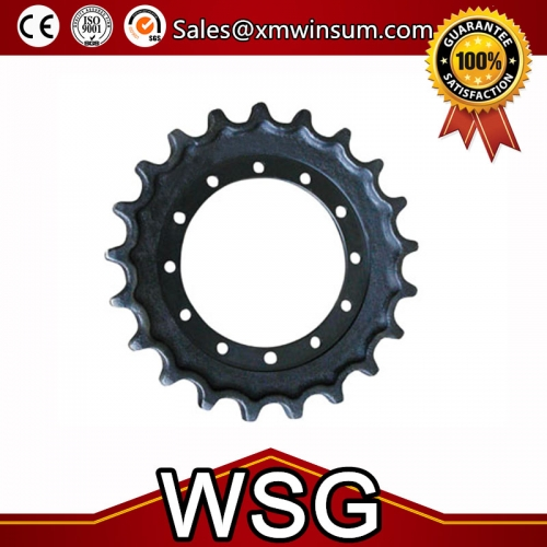 R290LC-7A Excavator Undercarriage Parts Track Sprocket 81N8-10013