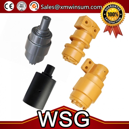 111-30-00260 Upper Top Carrier Roller D30A-12 Bulldozer Spare Parts